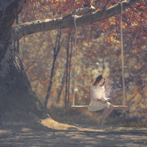 booklover:  *** (by anka_zhuravleva)