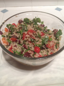 Quinoa, that even my mother loved!Hello Blog world! Long time no see! So I have been slacking in writing…apparently Spring Break from…View Post