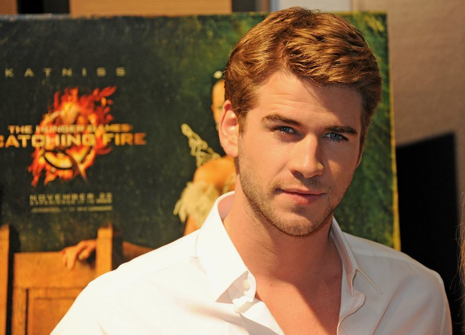 Liam Hemsworth attends The Hunger Games: Catching Fire photocall during the 66th Annual Cannes Film Festival at Nespresso Beach in Cannes, France. [May 18th, 2013]