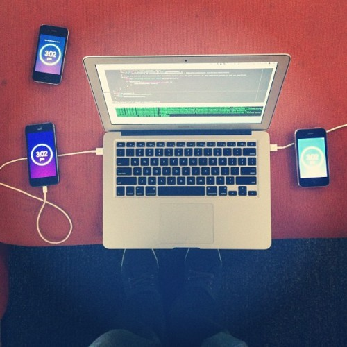 App submit day! #fromwhereistand #lategram #justshipit