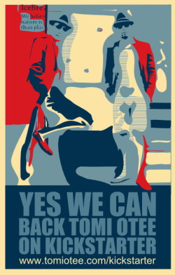 Yes We Can - we're on Kickstarter!