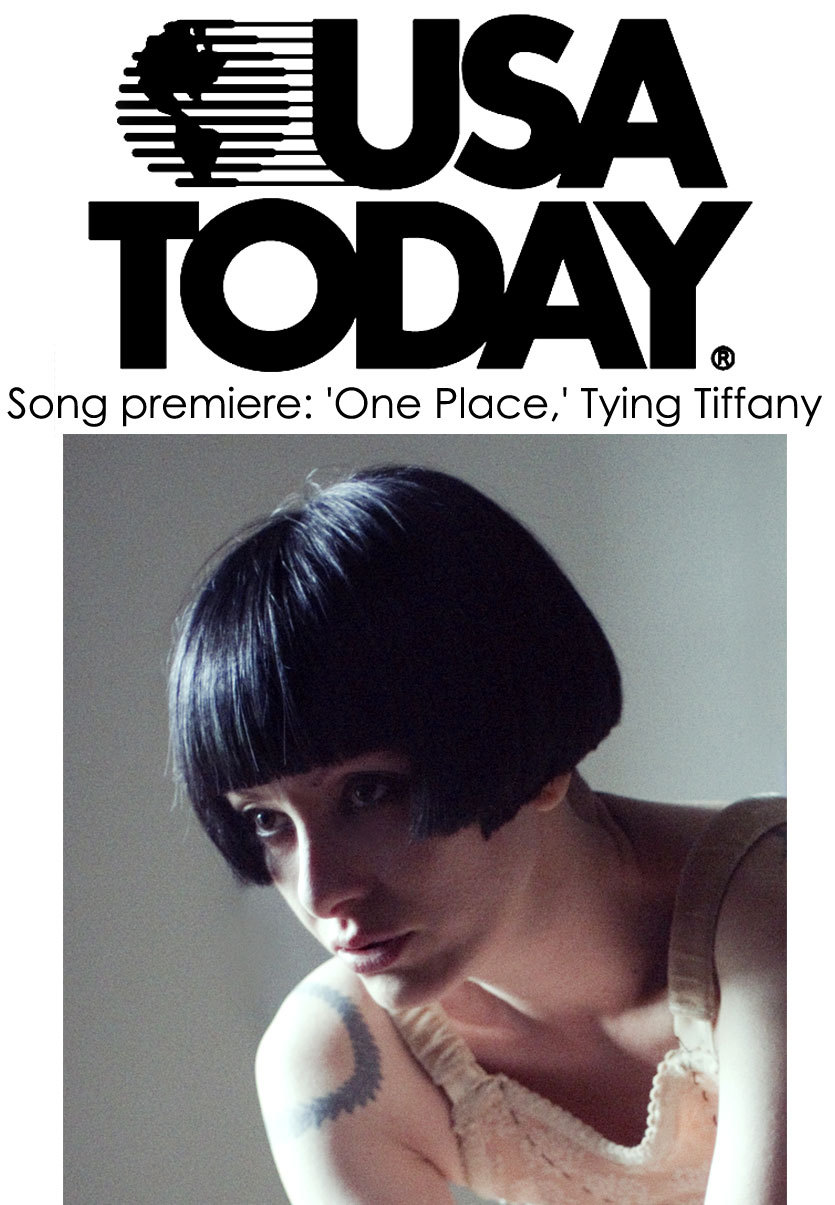 USA TODAY: ONE PLACE - TYING TIFFANY
