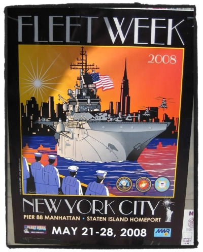 Fleet Week was a Fun Event!