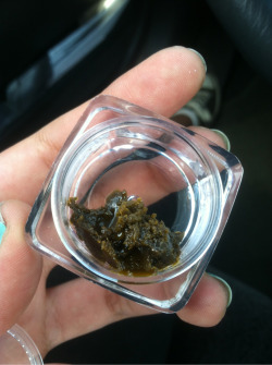 bhobible:  Train Wreck supermelt 1gram