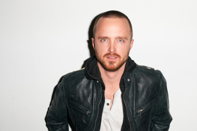 terrysdiary:  Aaron Paul at my studio #6