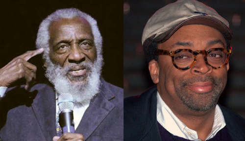 (via Legendary Activist, Comedian Dick Gregory On 'Django Unchained': Spike Lee Is A Punk And A Thug | Breaking News for Black America)