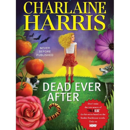 Have ya guys read #DeadEverAfter? The final book of The Sookie Stackhouse Novel by #charlaineharris? I know there are a lot of crazy reactions on how the story ended, I for one was sad and disappointed when I found out that the ending was not a good one but I feel like I owe it to myself to read this book for I have invested in this series and I love it since book 1 and need to know first hand why the fans of this series are devaststed. The crazy in me decided to read the last 3 pgs of the book but I can't seem to find the courage to read the whole thing. Maybe someday… when the fuzz is over & readers no longer give a shit bout this book. For now, I welcome spoilers (please) and opinions (good or bad) bout its ending and the whole story. :)