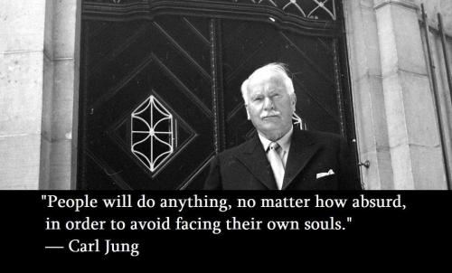 melodysmuse:  Carl Jung quote