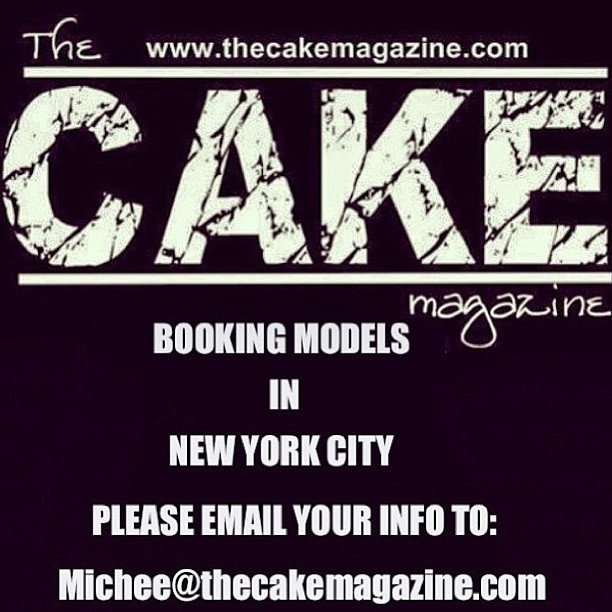 Email us to book your shoot Michee@thecakemagazine.com