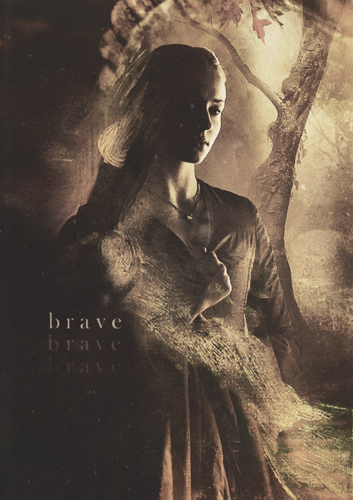 Brave. Sansa took a deep breath. I am a Stark, yes, I can be brave.