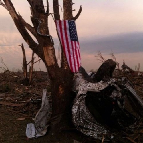 Prayers to Oklahoma.  Yet another reminder to never take any day for granted. #GetRight