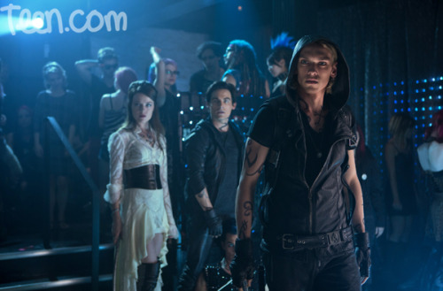 First Still of Jamie Campbell Bower as Jace