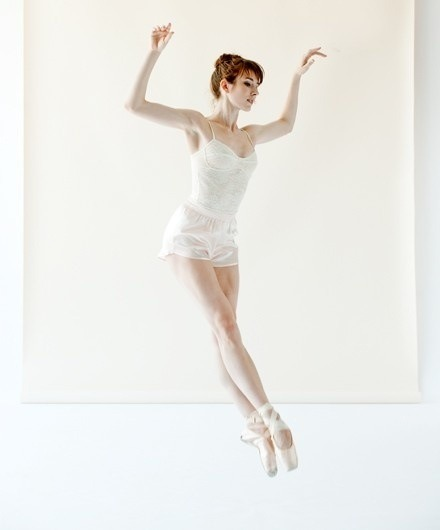 liveheartdance:  She looks so delicate.