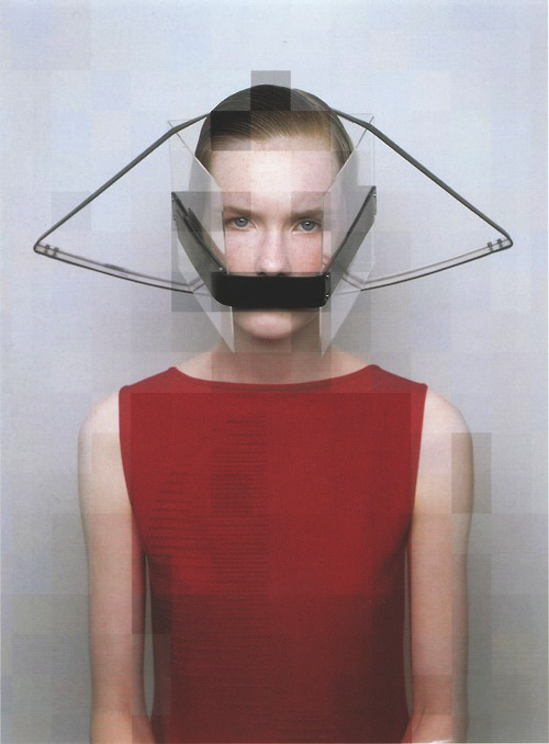 "somethingvain:  Fashion as a metaphor for sexism: Hussein Chalayan F/W 1998 'Panoramic'  ""You're interested in fashion?"" The rhetorical question is pronounced in a high-pitched tone that makes it sound more like ""faSHION?"" as judgmental eyes run themselves over my clothing as they secretly assess the value (none, obviously) of indulging myself in such a superficial pastime. When we think of fashion, we think of a frivolous, lucrative industry that prides itself in the glorification of the exterior. We think of glossy Marie Claire explorations into the meaning of the new trend of three earing holes as opposed to two; we think of the Victoria Secret spectacles of bikini-wearing models, we think of the circus of Fashion Week street style where ordinary people transform into gigantic-hat-wearing, towering-high-heel-sporting Martians for the sake of 'style'.  But to distill fashion to 'models' or 'trends' or even 'style' would be on par with reducing an entire personality to one adjective. It would be calling Jay Gatsby 'nice', or Mr.Darcy 'mean'. It is simplifying the multidimensional character of fashion, and the adjective this simplification commonly leads to is 'shallow'. Is fashion shallow? Yes. But, is fashion deep? Yes. In the postmodernist world, those two aren't mutually exclusive. In the words of Karl Lagerfeld, ""Fashion is a language that creates itself in clothes to interpret reality."" Beyond the façade of fashion as the self-serving indulgence it seems to be, fashion is our most important medium of expression. And everything is an expression of fashion: whether an acceptance of fashion or a rejection of it, its deterministic quality is simply unavoidable as long as we continue to wear clothing (and even if we don't: I'm sure many would agree that public nudity definitely makes an unforgettable statement). Across the civilizations and eras of intellectual thinking, there has never been a more widely understood, commonly accepted language than that of fashion: the signifier of class hierarchy, the grammar of intention, the vocabulary of society and the metaphor for life.   This may seem obvious to you. And yet, the concept of fashion as a metaphor confers it some level of intellectualism that people seem unwilling to acknowledge. The high-pitched incredulity of ""you spend your spare time thinking about fashion?"" never fails to amaze me, considering art never faces the same censure when both are metaphors and interpretations of life and in fact, fashion – being the more accessible of the two – may have greater relevance.  Society's denial of fashion's intellectual side may be a metaphor in itself: a metaphor for sexism. In the language of fashion, gender roles are full stops that constrict women and men to their respective vocabularies, and it just so happens that the vocabulary of female clothing is more diverse and more articulate than a male's. Fashion is a sign with a signifier generally of female dress, and the signified is of frivolity in contrast to a man's more serious work ethic. The invalidation of the importance of fashion is the invalidation of the only area wherein females have a societal advantage over males, and where their voices are heard louder and given greater importance.  Now one may say that most famous designers – Alexander McQueen, John Galliano, Christian Dior, Riccardo Tisci – are men, but one must never forget that clothing is mostly made for female markets, and the range of clothing for females far outnumbers that of males – take the Met Ball 2013 as an example.  Whilst 'fashion' ranged from Beyonce in her Givenchy strapless dress to Stella Tennant in her G.Valli pantsuit to Kim Kardashian in her flowered…monstrosity, the world's most fashionable males were reduced to a homogenous blend of black tux after black tux after black tux. The expression of style is severely limited for men, and for them fashion as a metaphor may indeed seem to be a preposterous idea.  However, the patriarchal society is one that has seen its power beginning to fade. And to seize on the idea of intellectual fashion isn't just a statement on feminism, or a statement on equality: it's an acknowledgment of an existing, unavoidable concept. Fashion is a metaphor: what it means is for you to decide.  written by somethingvain"