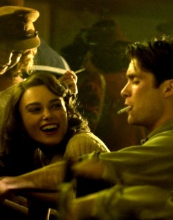 kweston:  Keira Knightley & Cillian Murphy in The Edge of Love (2008)