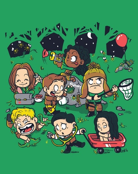 tshirtroundup:  ShirtPunch Design #2:Let's Catch Fireflies - by cod designs On sale for 24 hours only for $10 from ShirtPunch . Also available on T-shirts, Hoodies, Posters, Buttons, Phone and Ipad Cases, Gaming Console Covers, Laptop Decals and more. .