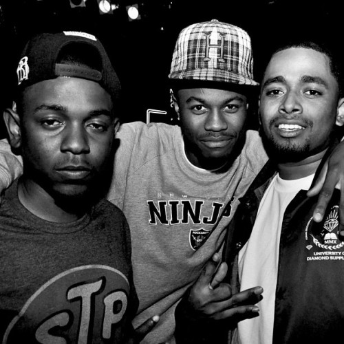 #tbt @kendricklamar @caseyveggies @skeme @theroxy 08.13.10 pic by @_stokley (at The Roxy)