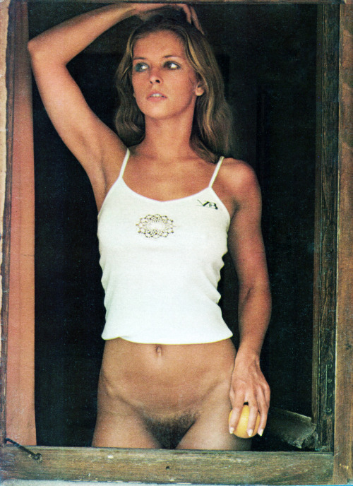 Sophia, Men Only Magazine 1976