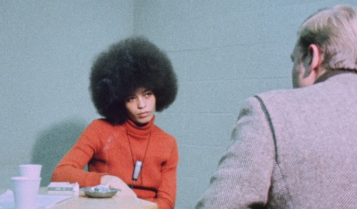 the-uncensored-she:  Angela Davis from the Black Power Mixtape documentary.