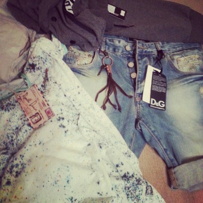 I couldn't resist :/ #d&g #jeans #summer #clothes #fashion #dsquared #dance