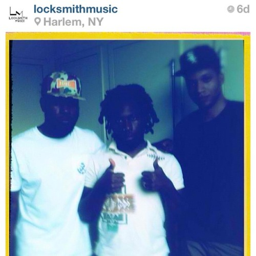 #repost from @locksmithmusic word to @eightyocho & the homie @nemoachida