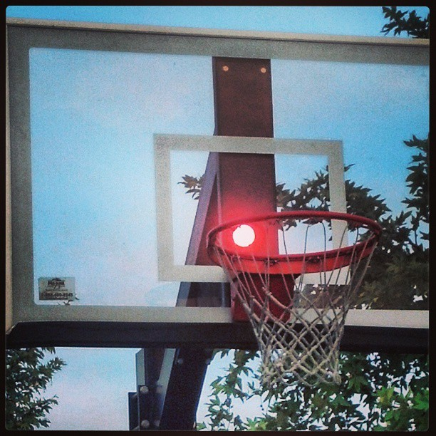 I think this shot went in.. #ballin #firesun #tryintobeartsy #shootingaround