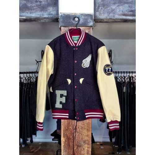 Can't believe how fast my size sold out in this Flat Head Varsity.