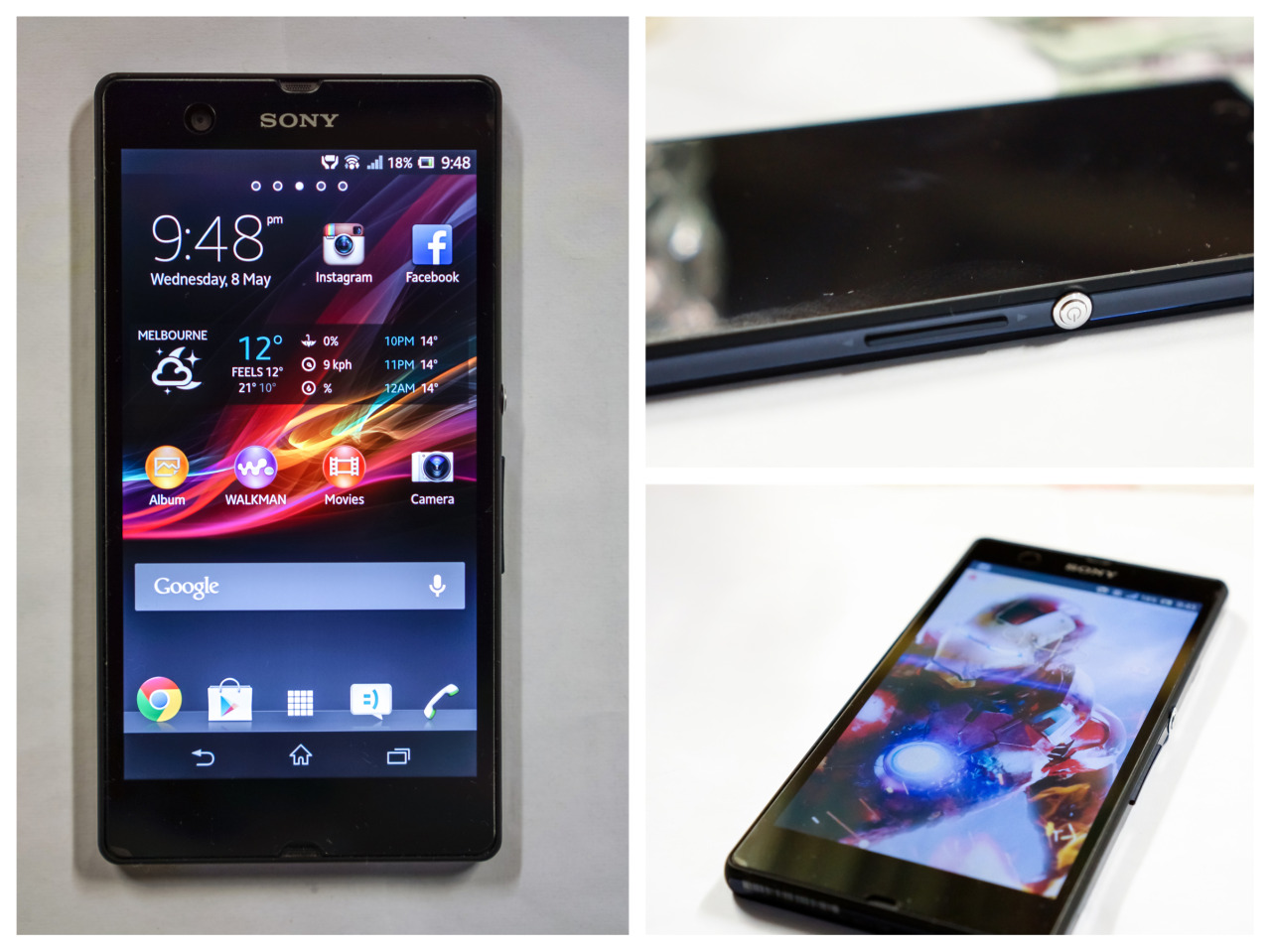 Proudly owned Xperia Z.