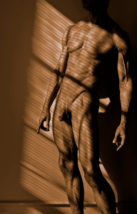 Dix Steele - Standing NudeModel: Dix SteelePhotograph By DeZFor More Erotic Art And Photos Go to:http://www.eroticpowerline.blogspot.com