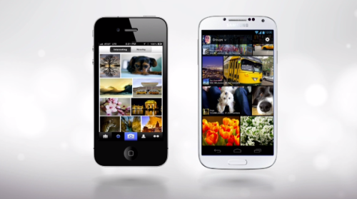n3rdabl3:  Flickr for Android Gets a Complete Redesign.  Along with the much bigger announcement of Yahoo acquiring microblogging site Tumblr there was…  View Post