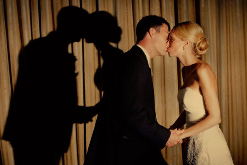 happilyeverafterblog:  A Shadowed Kiss