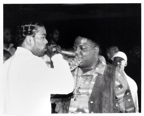 Method Man & Biggie Smalls