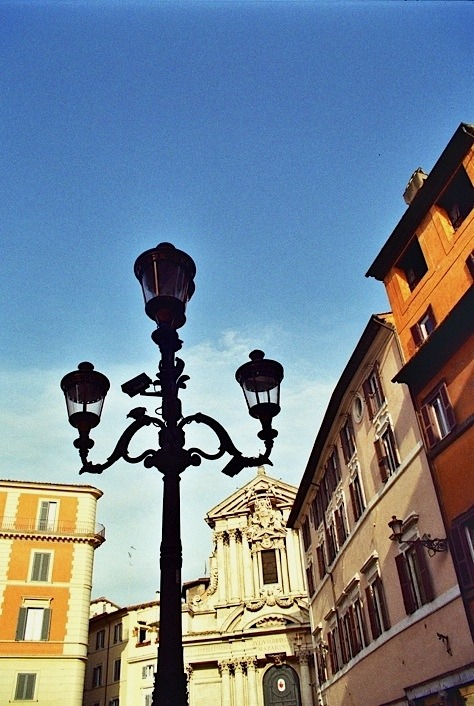 | ♕ |  Piazza in Rome  | by © almasic
