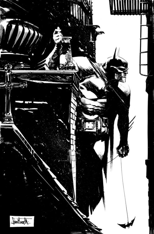 brianmichaelbendis:  Batman by Sean Gordon Murphy