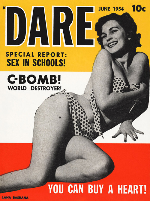 Dare, June 1954 Source: Darwination Scans