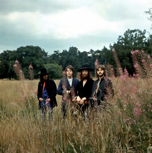 The Beatles Last Photo Session, August 22, 1969