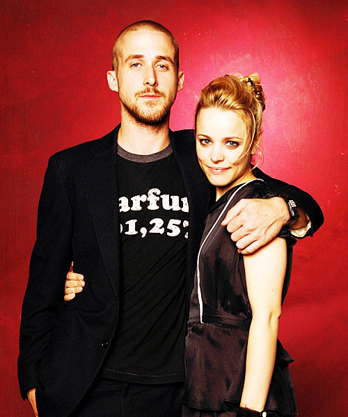 thelegendends:  [087/100] pictures of OTP ➝ Rachel McAdams/Ryan Gosling