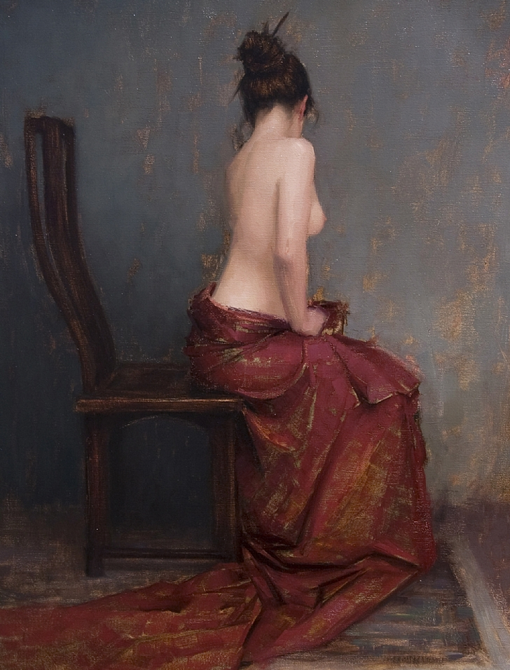 Transition in Rose, 2011 by Aaron Westerberg