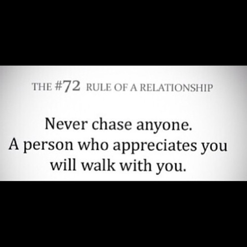 #neverchase #truefriends