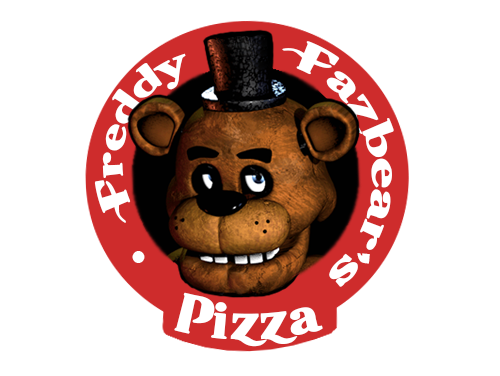 Freddy fazbears pizza logo freddy fazbear s pizza freddy fazbears