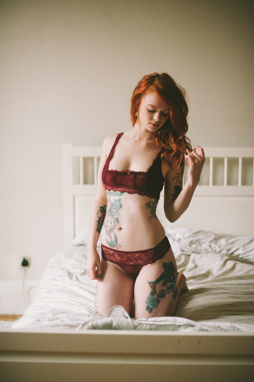 tattooedmafia:  Lass