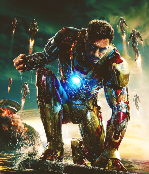 New Iron Man 3 poster (x)