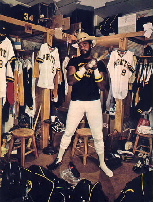 Day of the Cobra: Pittsburgh Slugger, Dave Parker.