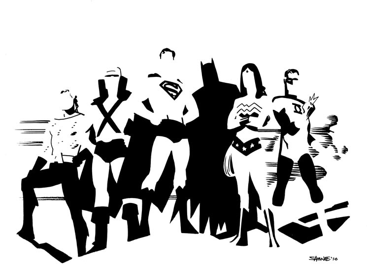 fuck yeah, chris samnee!