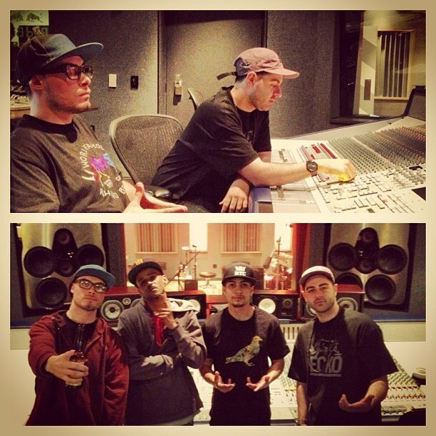 #rp from @redbullstudiosLA from last nights @iamkoncept @j57bbas session w/ me and @realmreality.