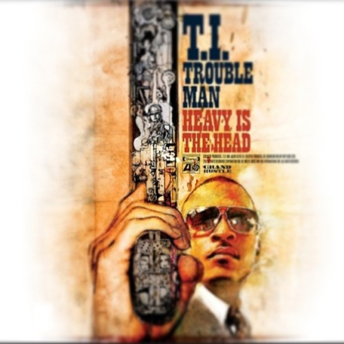 Just had to cop this Album #TroubleMan #HeavyIsTheHead #InStoresNow #Tip #TI