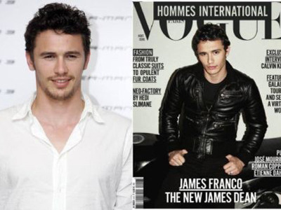 My jaw is on the floor! Babe Alert: 50 Photos Of James Franco! http://bit.ly/10MMzmb