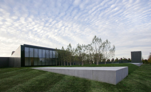 'Saint louis Art Museum extension by David Chipperfield, USA' Photography: Jacob Sharp, courtesy of Saint Louis Art Museum and Architectural Wall Systems