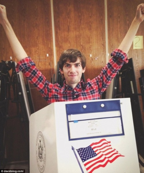 The billion dollar man,David Karp  But will this ensure Tumblr is the Geocities of the 21st century?