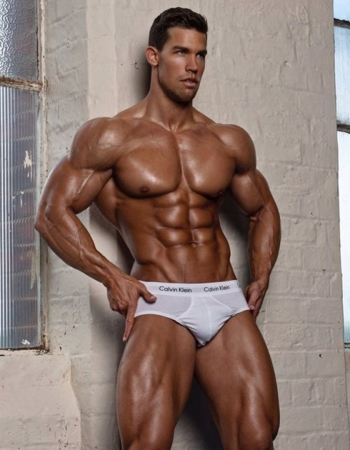 queermenow:Kris Evans In Top 10 Hottest Guys On The Planet 2017...